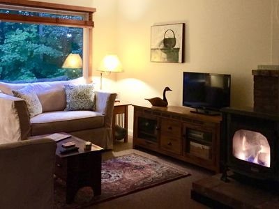Photo for MOUNTAIN VIEW COZY CONDO - GREAT FOR COUPLE, SMALL FAMILY,  OR 3 ADULTS