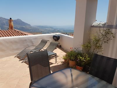 Photo for House in the village, full of charm, superb view.