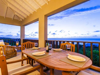 "Photo for Fountain Anguilla by ""Refined Retreats""~King Suite Penthouse w/ Ocean View & Kitchen!"