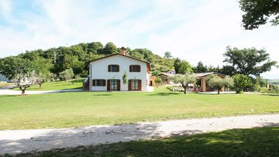 Photo for 2BR Apartment Vacation Rental in Gubbio