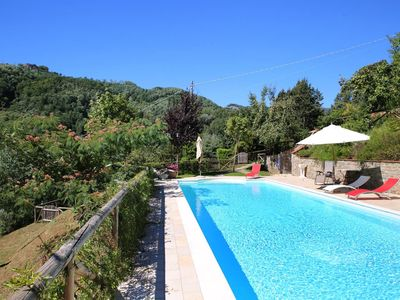 Photo for Villa Colle- Villa for 10 with a 15m Hillside Pool