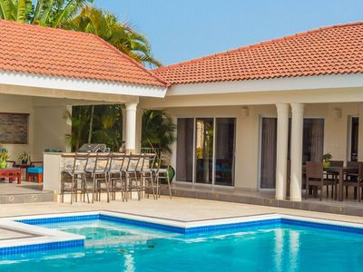 Photo for Privacy and comfort luxury 6 bedroom villa