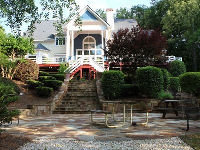 Photo for Oconee River House with Small Private Lake