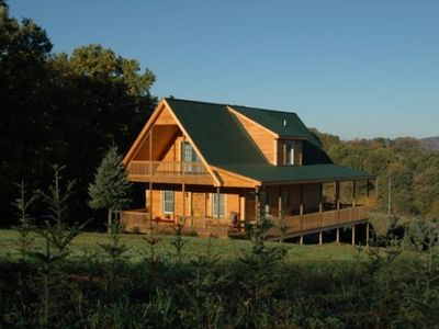 Photo for Fox Ridge Mountain Cabin