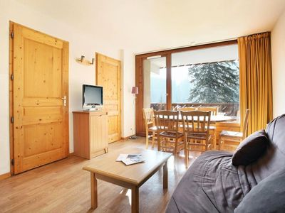 Photo for Residence Odalys Le Buet ** - Studio Cabin 4 People