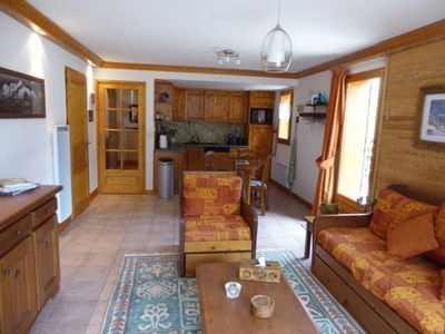 Photo for Apartment Pralognan-la-Vanoise, 3 bedrooms, 8 persons