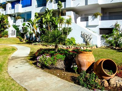 Photo for Two Bedroom Apartment In The Heart of Puerto Banus, Perfect Vacations!