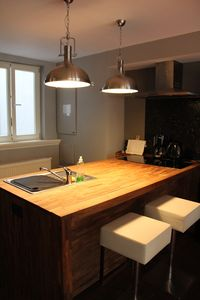 Photo for Huize Viktor: 2-bedroom apartment in old city center Antwerp