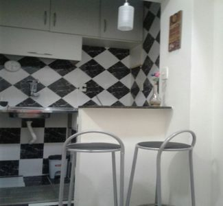 Photo for Apartment conjugated (T0) in the center of Rio near tourist points