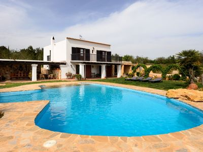 Photo for Can Rafaela - Recently Built Spacious Country House with Private Pool in a Peaceful Location ! - Free WiFi