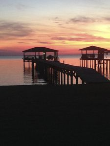 Photo for Waterfront Bay House On Mobile Bay
