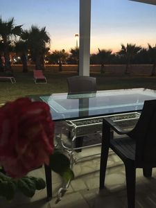 Photo for Beautiful seafront villa in the heart of Marzamemi