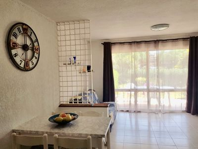 Photo for Apart. 60 m2 - Residence direct access to the beach - sleeps 6