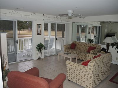 Photo for Family Friendly 2 bedroom, 2 bath, with great resort amenities(2605M)