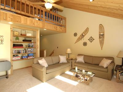 Photo for Northwoods Condo unit B5, Prime slope side location at Timberline Resort!