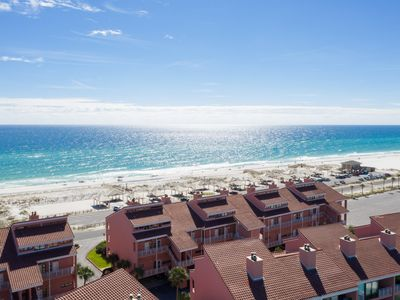Photo for Gulf View Condo with Easy Access to Gulf, Sound and Pool.