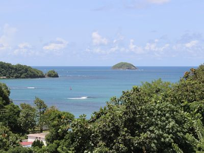 Photo for charming rental in Trinidad with sea view and pool.