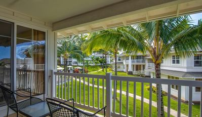 Photo for Aloha Condos, Plantation at Princeville, Condo 1222, Garden View, AC