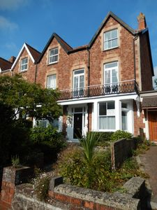 Photo for Cosy Loft Studio Flat in grand Victorian townhouse in quiet area near seafront