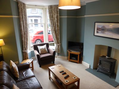 Photo for Mona House - a family and group friendly renovated townhouse in central Keswick