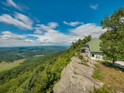 Photo for SCENIC VIEW, Cloud 9, Beautiful and Spacious Home on the Bluff of Lookout Mountain, 50% Down To Reserve.