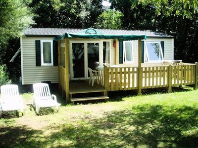 Photo for Camping les Granges **** - Mobile home 4 Rooms 6 People