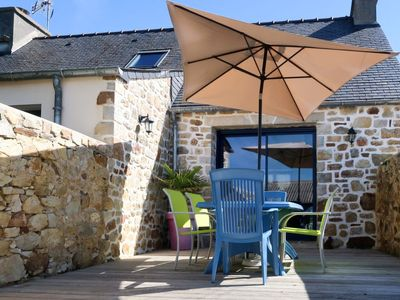 Photo for Vacation home Du Bout du Monde in Crozon-Morgat - 4 persons, 2 bedrooms