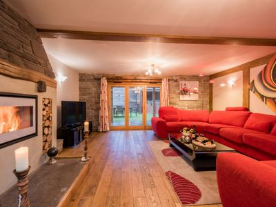 Photo for Vacation home Crai in Brecon - 8 persons, 4 bedrooms