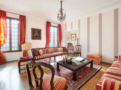 Photo for Ca 'Fenice, gorgeous apartment in San Marco heart, sleep 7