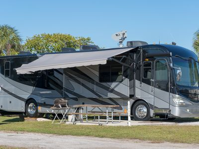 Photo for RV Resort Experience - Golf Cart - bring Kayak many Amenities others don't have