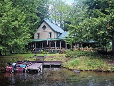 Photo for Arrowhead Camp. Welcome to a new Camp rental located in Inlet NY
