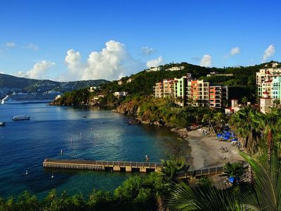 Photo for Marriott's Frenchman's Cove St Thomas USVI 3 Bedroom 3 Bath