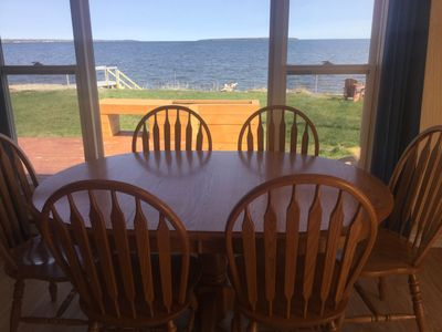 Photo for Oceanfront Cottage In Grande-digue, Near Shediac And Bouctouche