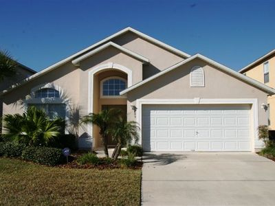 Photo for Games Room - No Rear Neighbors - Heatable Pool & Spa - Free Wifi - 15 Minutes to Disney