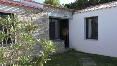 Photo for Noirmoutier house in the heart of Old and 100 meters from the beach