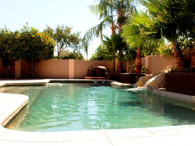 Photo for RESORT LIKE EXECUTIVE OR VACATION HOME W/POOL& HOT TUB