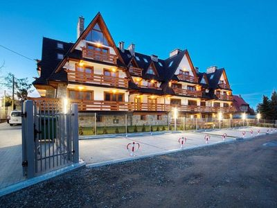 Photo for Apartment GERLACH HOUSE & SPA z saunÄ… in Zakopane - 8 persons, 3 bedrooms
