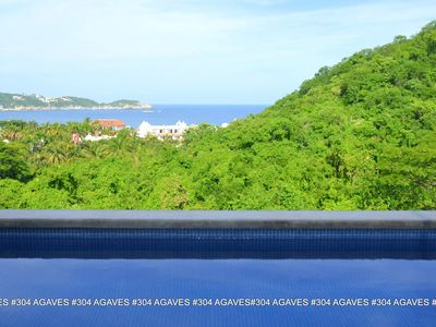Photo for Stunning Ocean, Mountain, and Reserve View -PENTHOUSE w/ PRIVATE POOL