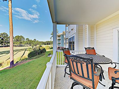 Photo for New Listing! Coastal Charmer w/ Pool & Balcony – Near Beach