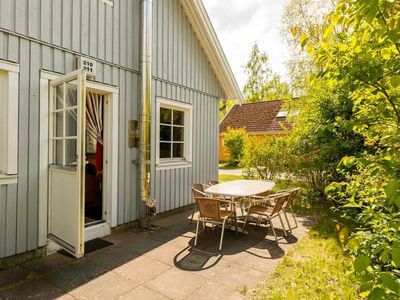 Photo for Semi-detached house stork, 6 people, 80 sqm, GS, fireplace (5) - Feriendorf Müritzufer