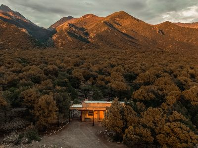 Photo for Beautiful 2 Bedroom Southwestern House at the Foot of the Sangre de Cristos