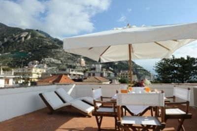 Photo for holiday vacation apartment villa rental italy, amalfi coast, maiori view, holiday vacation apartment casa villa to ren