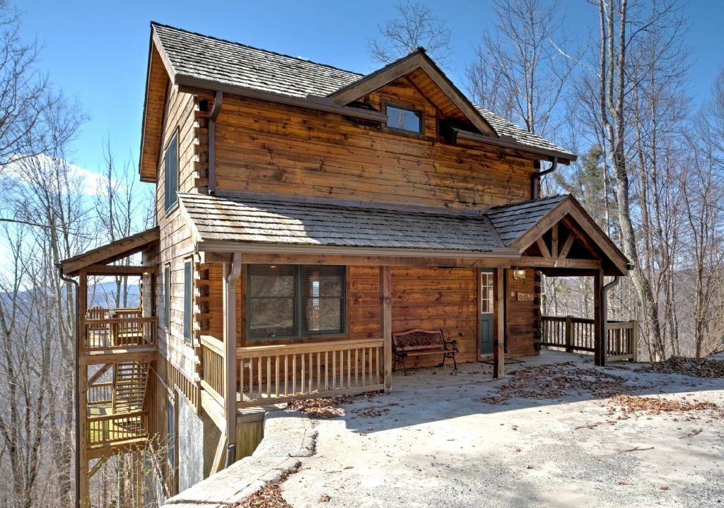 Sky Box Mountain Top Cabin ~ RA159443