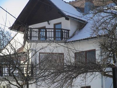 Photo for Waltraud House walking distance of Bran Castle is 2,2km and 1km to ski slope
