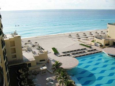Photo for Royal Sands Resort & Spa: Best Section of Beach/Ocean in CANCUN!