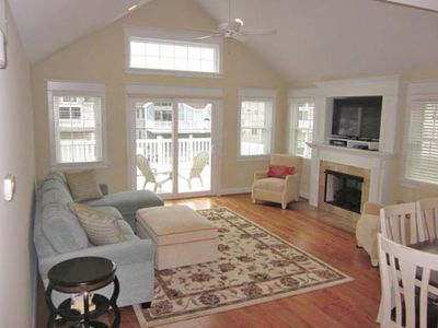 Photo for Almost new, gorgeous Avalon home - close to beaches, center of town - 5 bdrms