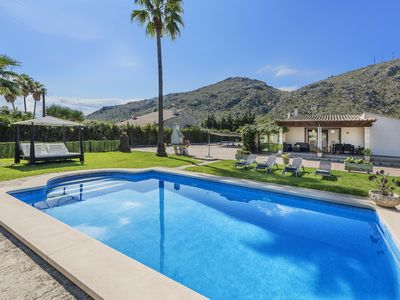 Photo for Villa Green Palms - villa with private swimming pool, close to town and shops