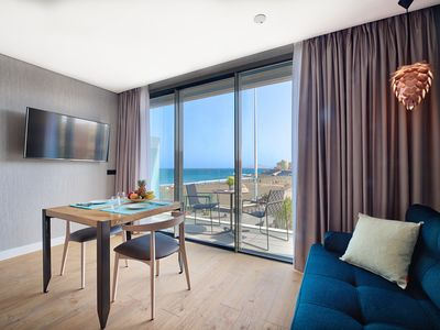 Photo for The Marine Luxury Apartments - Beach View I