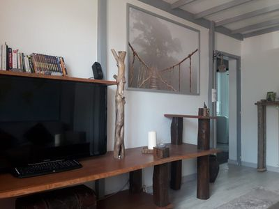 Photo for Beautiful Bright Apartment 1.2 km from the beach