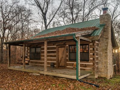 Photo for Red Cedar Vacation  Log Cabin